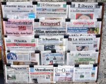Quanto vendono le versioni digitali dei quotidiani italiani? Ecco i primi numeri