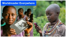 Worldreader, l'app che fa leggere anche dove non ci sono i libri (di carta)