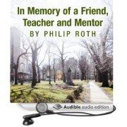 Philip Roth torna con un audiolibro in free download su Amazon