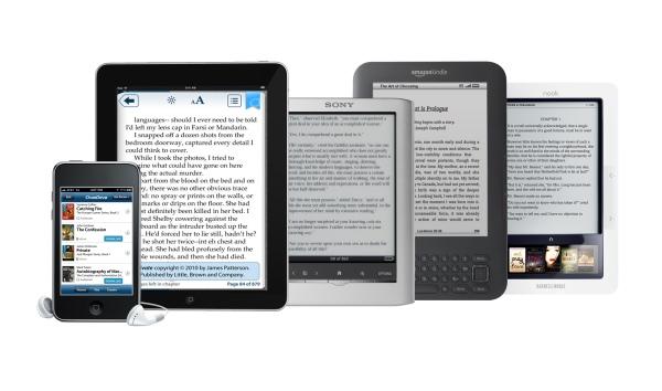 eBook: gli eReader sono la scelta migliore per la salute degli occhi