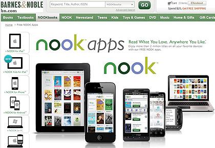 Novità Barnes & Noble per gli utenti italiani di Windows 8.1 ebook e riviste gratis con Nook