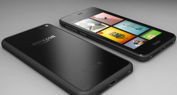 Amazon Fire Phone, l'attesa è finita schermo 3d e controlli spaziali