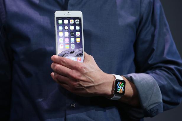 Apple presenta Apple Watch iPhone 6 e iPhone 6 Plus
