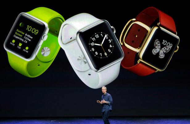 Apple presenta Apple Watch, iPhone 6 e iPhone 6 Plus