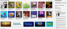 La classifica degli audiolibri più venduti della settimana su iTunes #41 feat