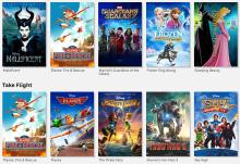 Disney Movies Aniwehere riesce a mettere d'accordo Google e Apple feat