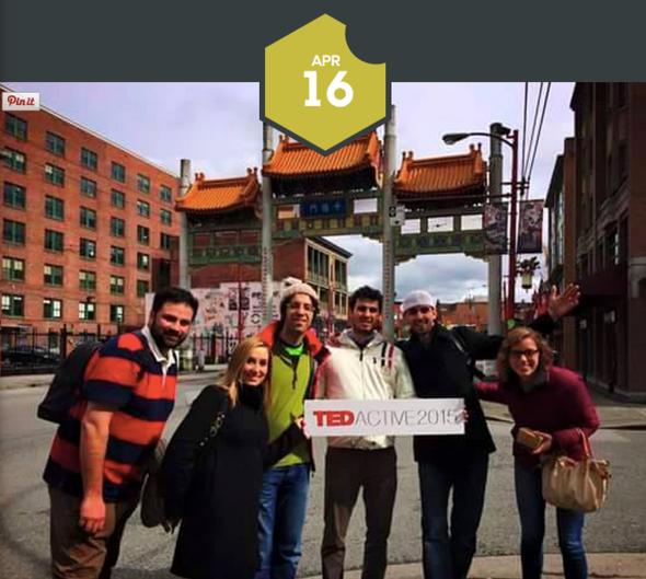 Il Talent Garden apre le porte all'innovazione internazionale con TED Active 2015