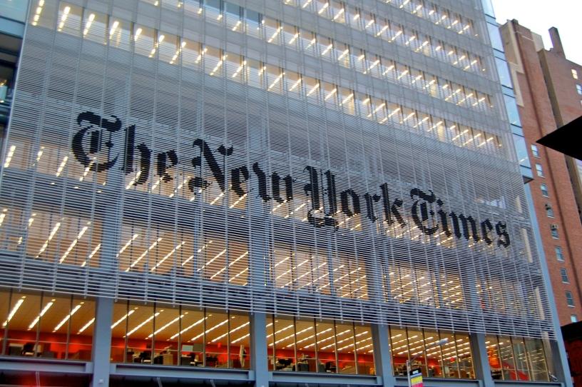New York Times, più di 1 milione gli abbonati all'edizione digitale