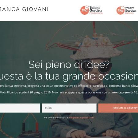 Banca Giovani, il contest di FriulAdria e Talent Garden