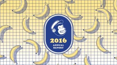 Mailchimp ha pubblicato il report annuale. Una vera lezione di comunicazione, per non parlare dei numeri pazzeschi della società di Atlanta...