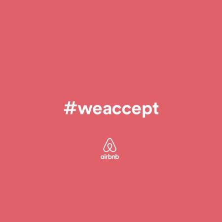 #waccept, 100mila alloggi per rifugiati e profughi da Airbnb