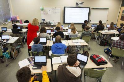 Apple sta perdendo la sfida con Chromebook nelle scuole USA