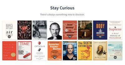 Scribd ha raggiunto quota 500mila utenti con un abbonamento di 8.99 dollari al mese per ebook, audiolibri, e ora anche news.