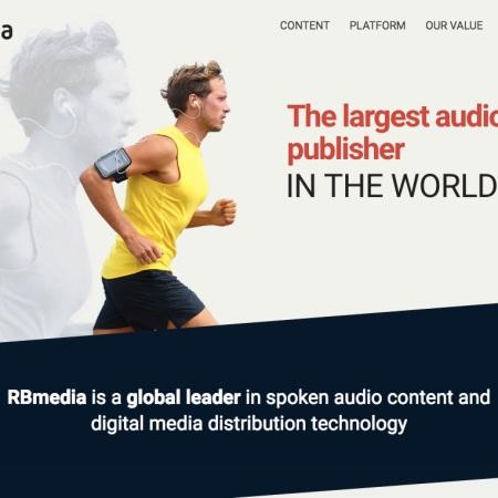 Digital Audiobook, mercato in continua ascesa. RBmedia acquisisce Audiobooks.com e diventa il primo operatore mondiale.