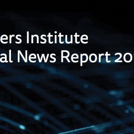 Reuters Institute Digital News Report 2017