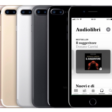 Come ascoltare audiolibri con l'iPhone, guida pratica