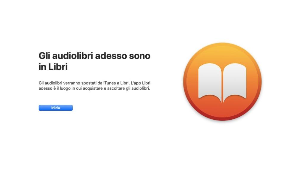 Apple, gli audiolibri passano definitivamente su Apple Libri