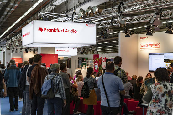 Buchmesse 2019, tutti pazzi per gli audiolibri