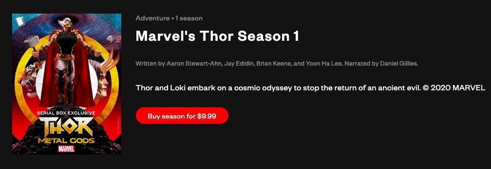 Marvel dopo aver conquistato il Cinema ora punta al mercato dell'Audiolibro