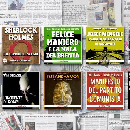 LA CASE Books, i 10 audiolibri più ascoltati del 2020