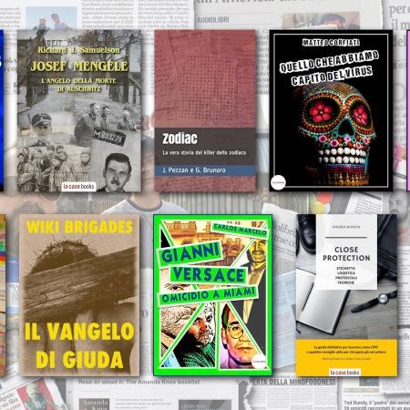LA CASE Books, la classifica dei nostri 10 libri più venduti nel 2020