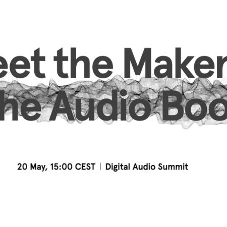 Bookwire presenta All About Audio, summit digitale dedicato a professionisti dell'audio in collaborazione con la Buchmesse