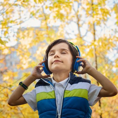 Audiolibri, crescono gli ascolti in Uk tra i bambini