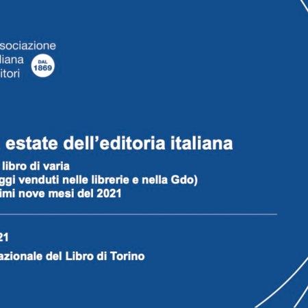 Nei primi nove mesi del 2021 le vendite nel settore della varia hanno realizzato 1l037 milioni di euro di fatturato (+29%) per 72 milioni di copie.